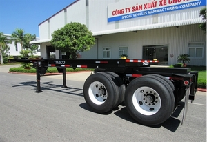 ​​​​​​​THACO to export semi-trailers to demanding US market