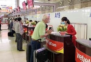 Vietjet ensures flights during national social distancing