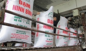 Vinachem asks to apply 0% tax rate to fertiliser products