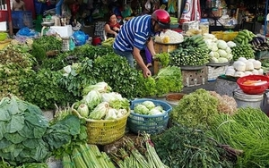 Vegetable shortage continue to push prices upward