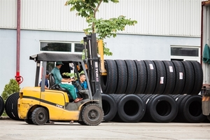 Tyre company posts 123% gain in Q1 profit
