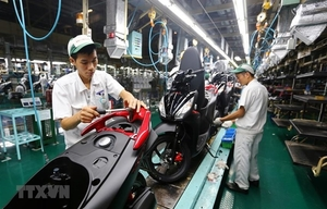 Honda Vietnam resumes automobile, bike production from today