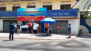 Masan Consumer provides free lunch to distressed people in HCM City