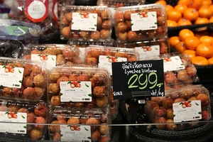 Fruit, vegetable exports to Thailand rocket by over 300% in Q1
