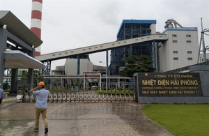 State investment agency aims to sell stake in Hai Phong Thermal Power this month