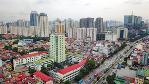 Ha Noi condominium market sputters: CBRE