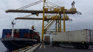 Central city port gains 37 per cent profit growth in Q1