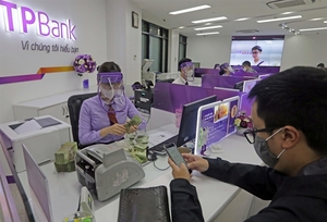VN shares rally higher on new rate cuts