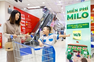 Nestlé gifts 2 million Milo drink boxes to kids returning to school