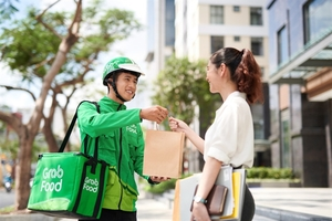 GrabFood takes biggest bite of food delivery in Viet Nam: survey