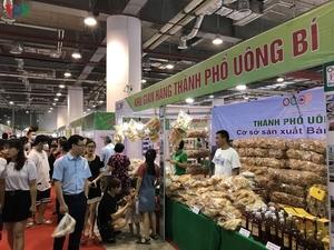 OCOP trade fair underway in Quang Ninh