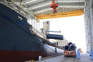Large-caps drive market up, Hoa Phat shares jump 6.4%