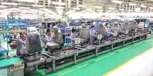Thaco eyes increase in exports of auto accessories