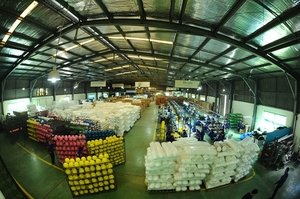 Nonprofit foundation's motorbike helmet factory to produce surgical masks for COVID 19 crisis