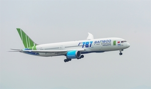 Bamboo Airways plans to launch more domestic and international air routes