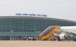 Tho Xuan Airport strives to serve five million passengers per year by 2030