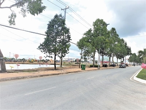Hau Giang Province overrun with property projects