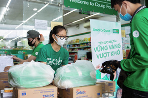 Grab says retail delivery service grew 91 per cent within week of launch