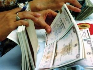 G-bonds mobilised down 68% in April