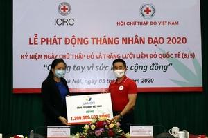 Sanofi Vietnam donates VND1.3b to support Mekong Delta in fight againstCOVID-19