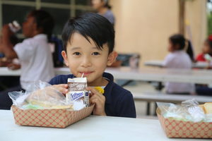 Vinamilk's US-based Driftwood donates 23,000 litres of milk