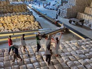Viet Nam wins bid to supply 60,000 tonnes of rice to Philippines