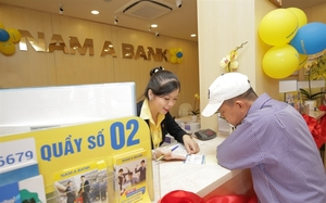 Nam A Bank to issue shares to increase charter capital