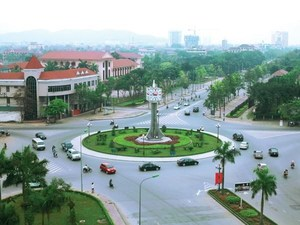 Vinh City to be economic centre of the north central region by 2023