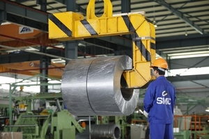 Thailand stops imposing anti-dumping tariffs on VN steel products