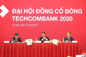 Techcombank targeted VND13 trillion pre-tax profit in 2020