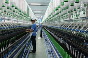 Seminar discusses sustainable development for textile industry