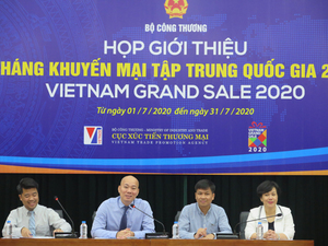 Viet Nam Grand Sale 2020 to open next month