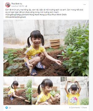 PNJ Green Living Moment photo contest, a big hit