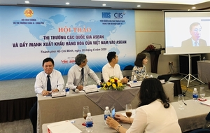 Vietnamese firms to promote exports to Southeast Asia