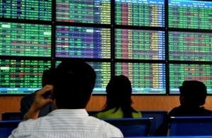 Stock market gains top 12 per cent in May