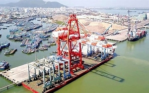 Quy Nhon Port openstransport service route to Northeast Asia