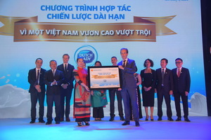 FrieslandCampina Viet Nam marks 25 years in Viet Nam with ambitious social campaign