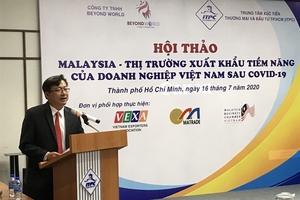 Seminar talks up Malaysia as big export market forViet Nam