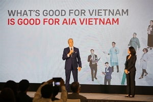 AIA launches 'Personal Medical Case Management Service' in Viet Nam