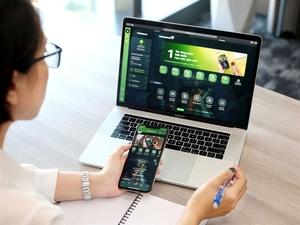 Vietcombank launches digital bank app