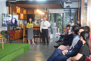 Start-up incubation programmes launched in HCM City