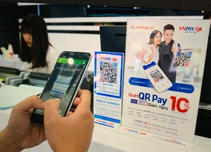 EVN to accept payment for power bills via QR code