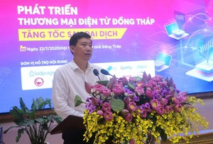 Dong Thap authorities seek ways to develop e-commerce