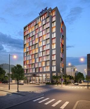 Wink Hotels todebutin Viet Nam, willopen 20 hotels in coming years