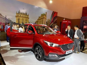 MG comes to Viet Nam with 2 SUVs