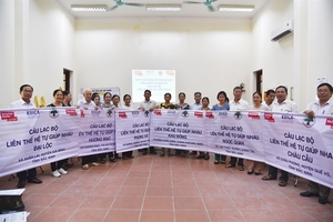 HelpAge International in Viet Nam wins the first HAPI's grand prize