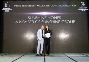 Dot Property awards honour best developers, developments in VN