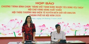 Export fair to open thisweek in Ha Noi