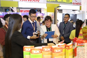 Vietfood Beverage - Propack Viet Nam expo returns next month