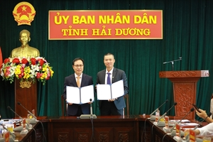 Samsung and Hai Duong Province launchenterpriseimprovement consultancy project